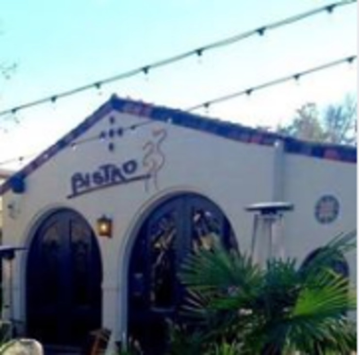 Vegan user review of Bistro 33 Davis in Davis.