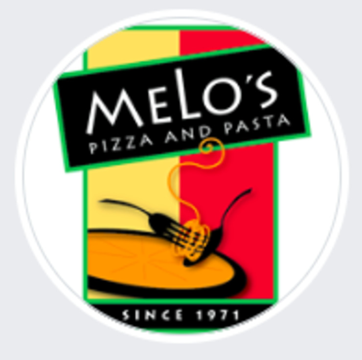 Vegan user review of Melo's Pizza & Pasta in Brentwood.