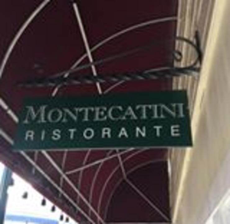 Vegan user review of Montecatini Ristorante in Walnut Creek.