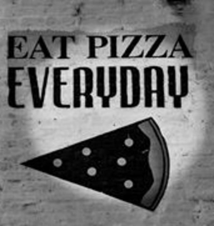 Vegan user review of New York Pizza in San Carlos.