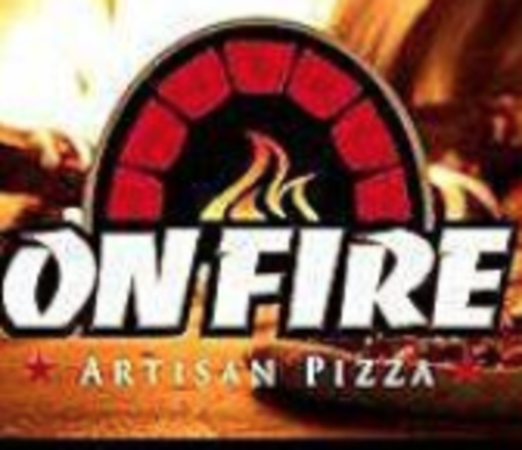 Vegan user review of On Fire Pizza in San Ramon.