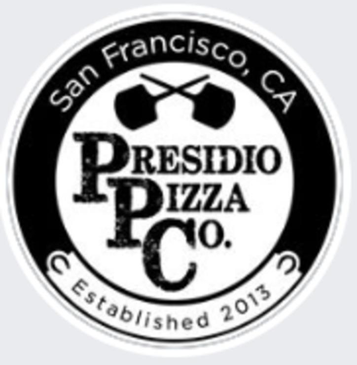 Vegan user review of Presidio Pizza Company in San Francisco.