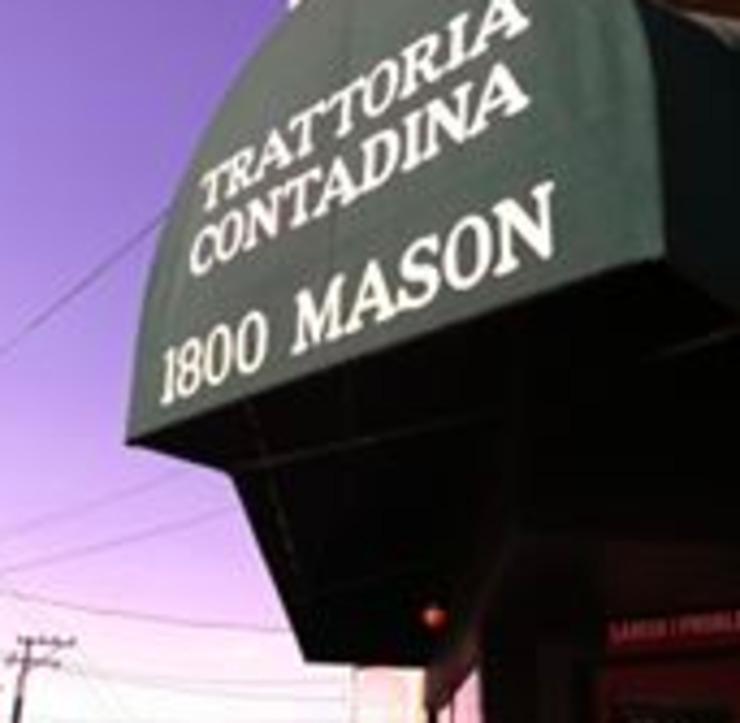 Vegan user review of Trattoria Contadina in San Francisco.