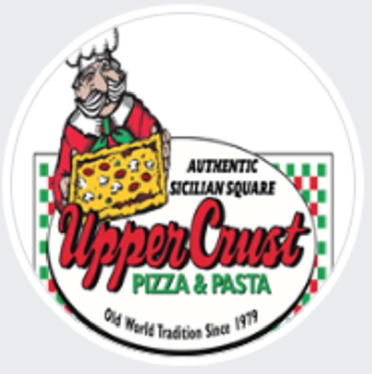 Vegan user review of Upper Crust Pizza & Pasta in Santa Cruz.