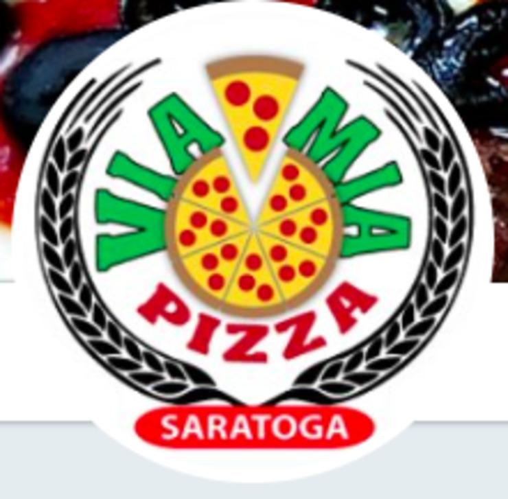Vegan user review of Via Mia Pizza Saratoga in San Jose.