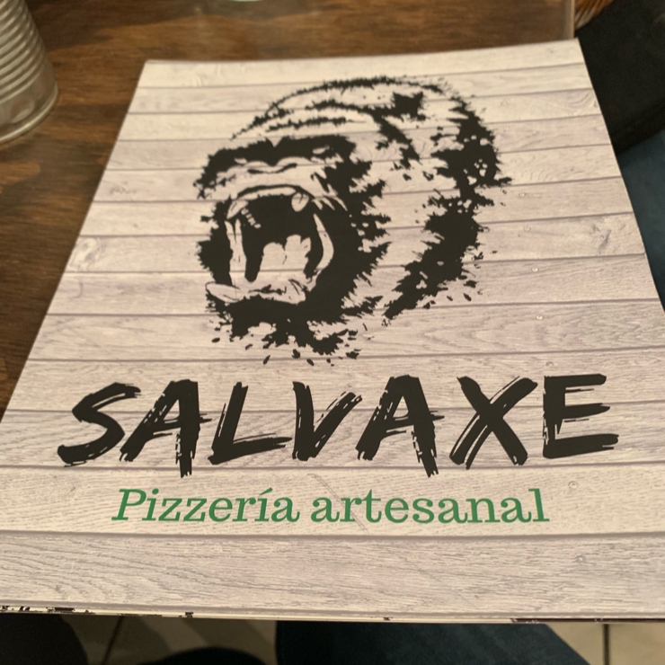 Vegan user review of Salvaxe in Mexico City.