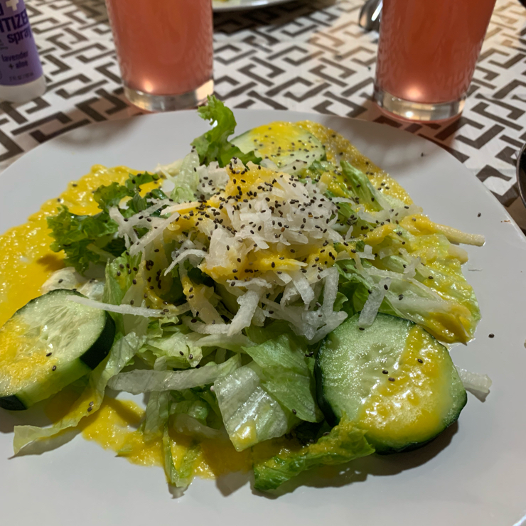 Vegan user review of VEGuerrero in Ciudad de México.