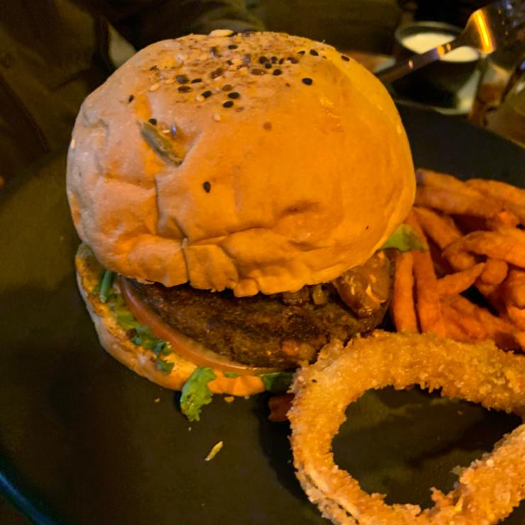 Vegan user review of Forever Vegano in Ciudad de México.