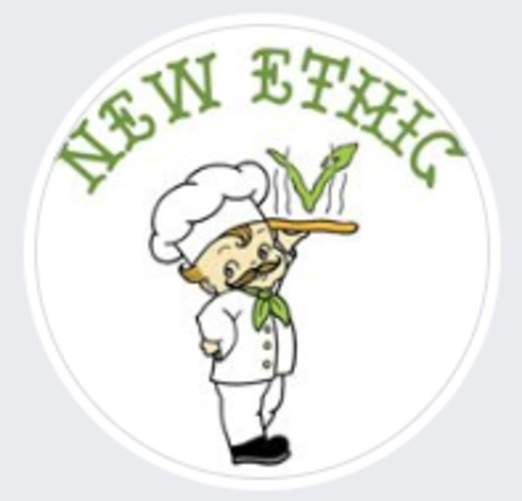 Vegan user review of New Ethic Pizzeria & Cafe in Rochester.