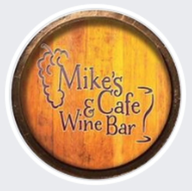 Vegan user review of Mike's Cafe and Wine Bar in Friday Harbor.