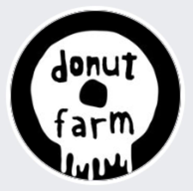 Vegan user review of Donut Farm in San Francisco.