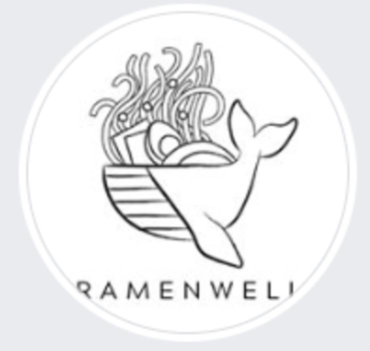 Vegan user review of Ramenwell in San Francisco.