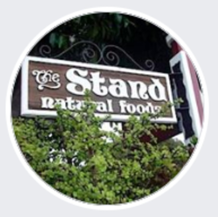 Vegan user review of The Stand in Laguna Beach.