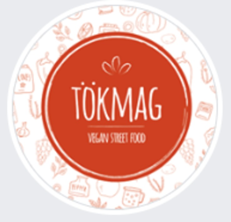 Vegan user review of Tökmag Vegan Street Food in Budapest.