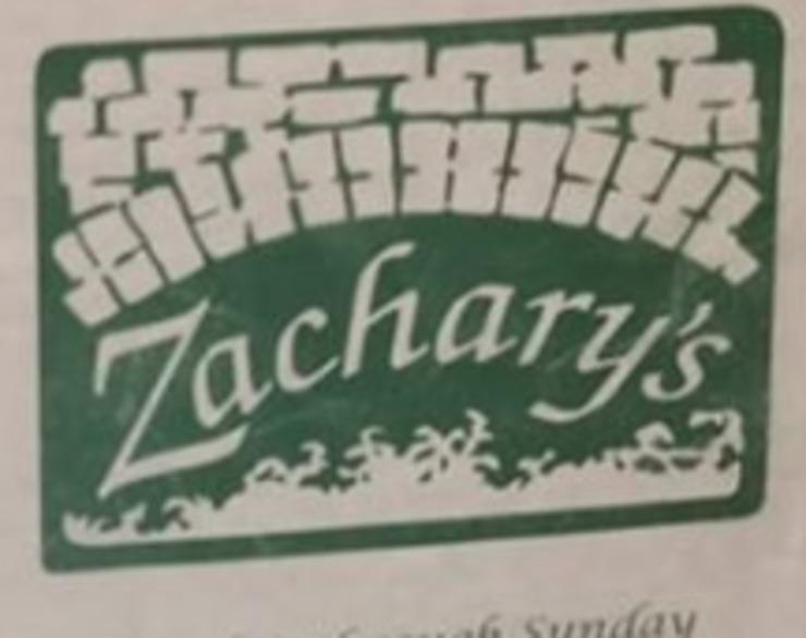Vegan user review of Zachary's Restaurant in Santa Cruz.