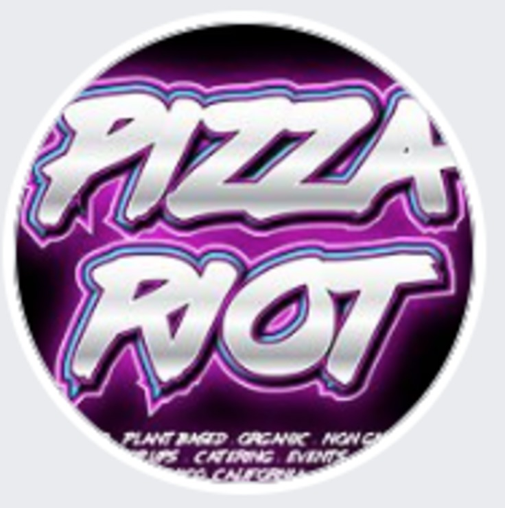 Vegan user review of Pizza Riot in Chico.