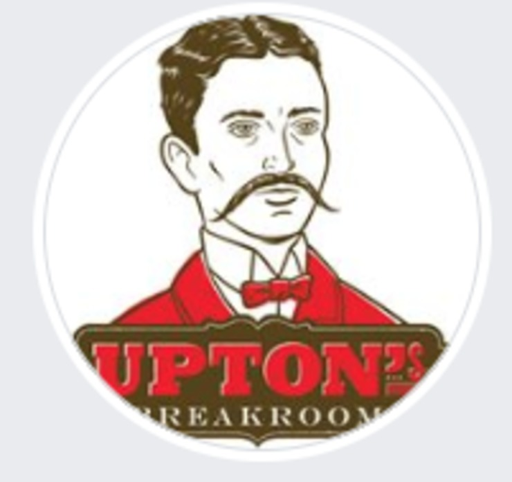 Vegan user review of Upton's Breakroom in Chicago.