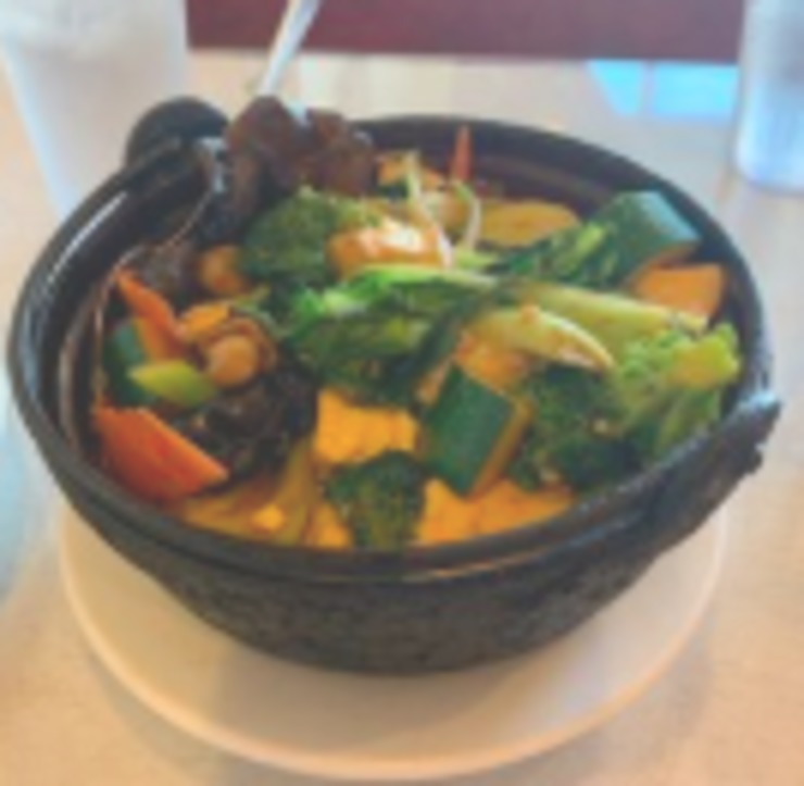 Vegan user review of Shanghai Dumpling Shop in Millbrae.