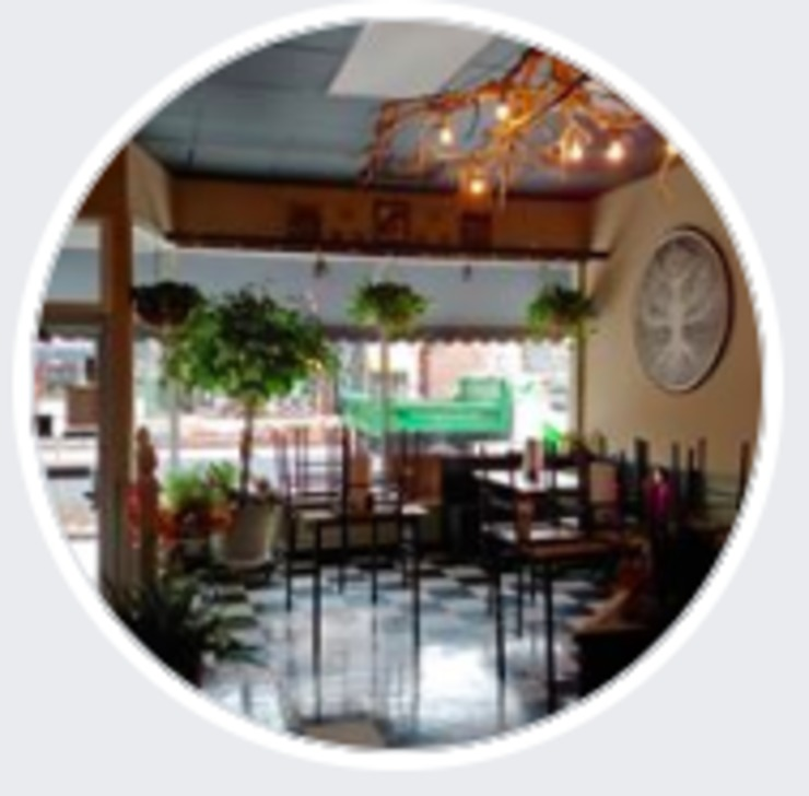 Vegan user review of The Root Vegan & Gluten free Cafe in Massillon.