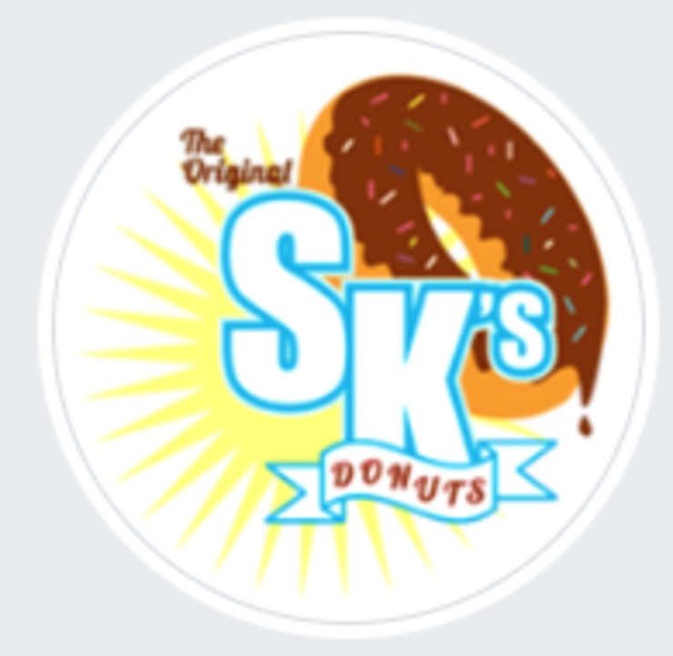 Vegan user review of SKS Donut & Croissant in Los Angeles.
