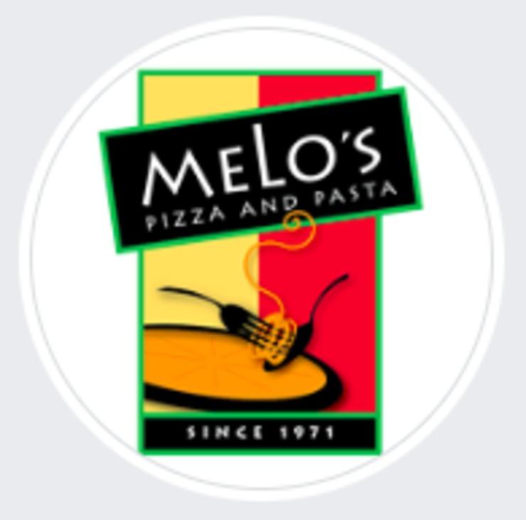 Vegan user review of Melo's Pizza & Pasta in Danville.