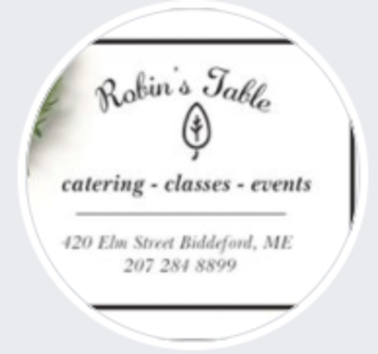Vegan user review of Robin's Table.