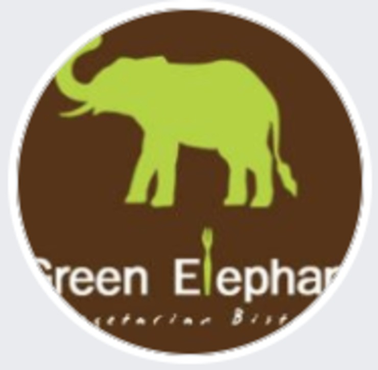 Vegan user review of Green Elephant in Portland.