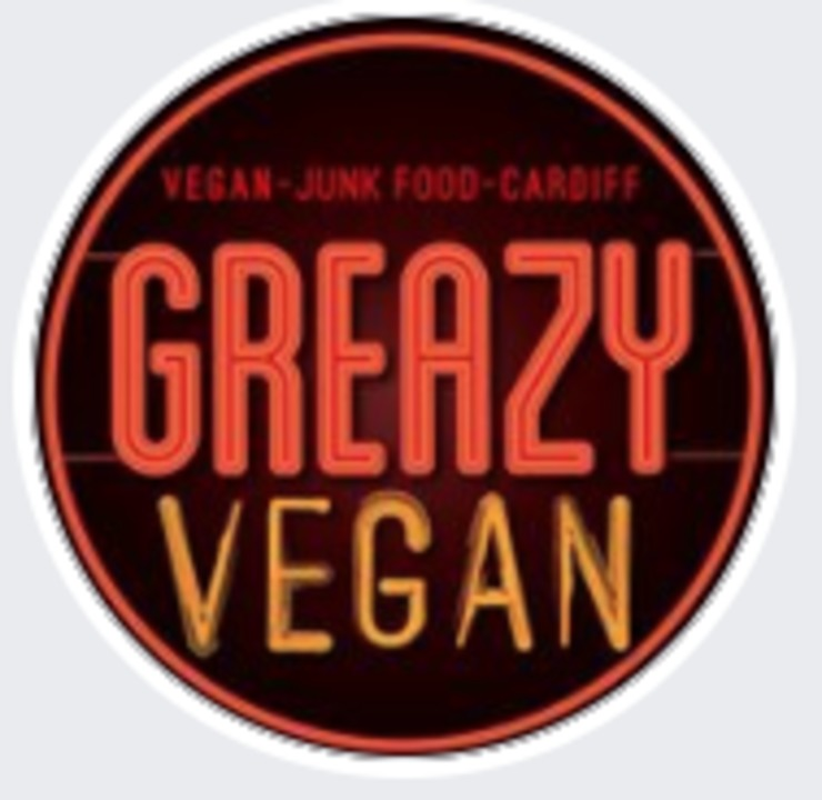 Vegan user review of Greazy Vegan in Cardiff.