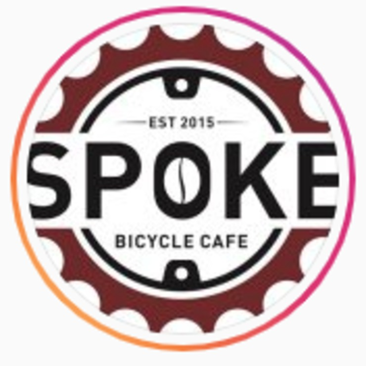 Vegan user review of Spoke Bicycle Cafe in Los Angeles.