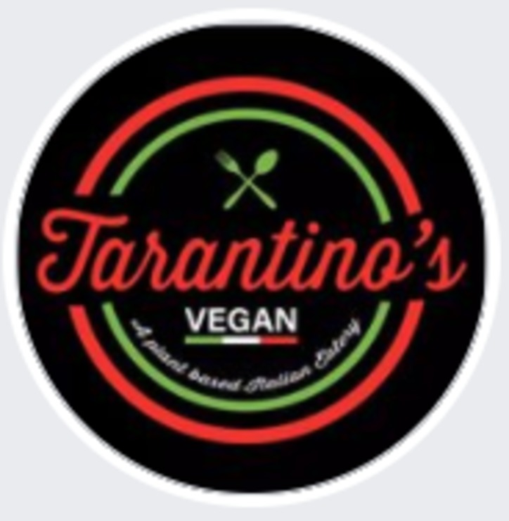 Vegan user review of Tarantino's Vegan in Las Vegas.