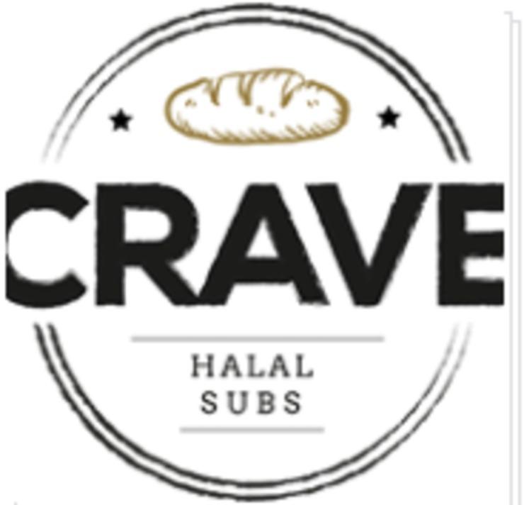 Vegan user review of Crave Halal Subs in San Francisco.
