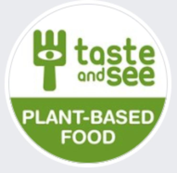 Vegan user review of Taste and See in São Paulo.