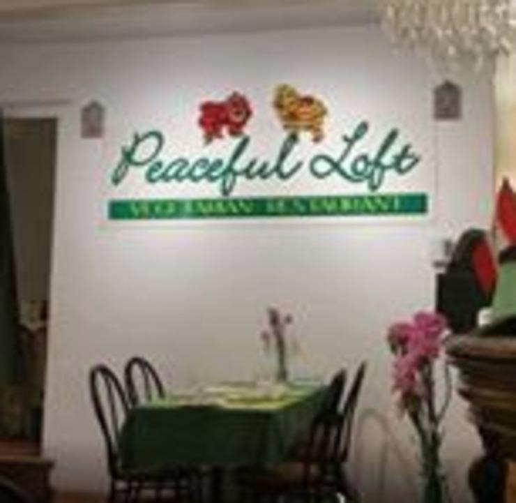Vegan user review of Peaceful Loft in St. John's.