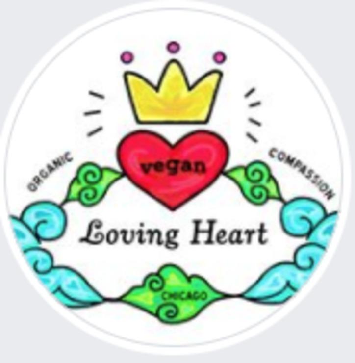 Vegan user review of Loving Heart Vegan Cafe in Chicago.