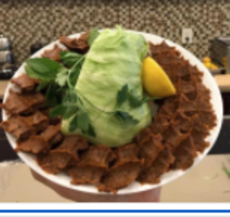 Vegan user review of Happy Vegans / Çiğ Köfte in Clifton.
